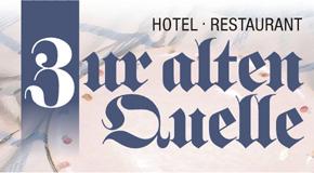 """Hotel-Restaurant """"Zur alten Quelle"""""""